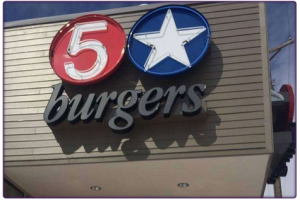 five star bugers - Wyoming BLVD Albuquerque