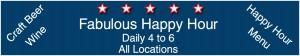 Five Star Burgers Happy Hour