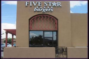 5 Star burgers Santa Fe